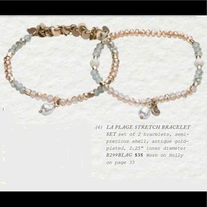 Chloe + Isabel Jewelry - La Plage Stretch Bracelet
